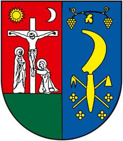 Erb obce Šenkvice